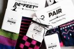 Punny Printable Sock Labels for Valentine's Day
