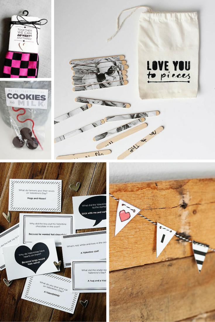 Valentine craft & activity ideas