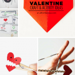 Valentine craft & activity ideas