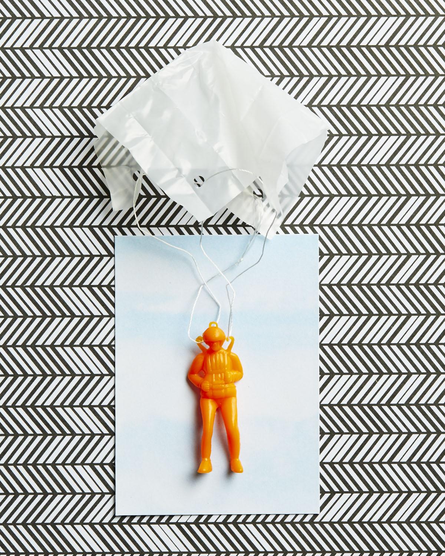 Parachuter Valentine printable