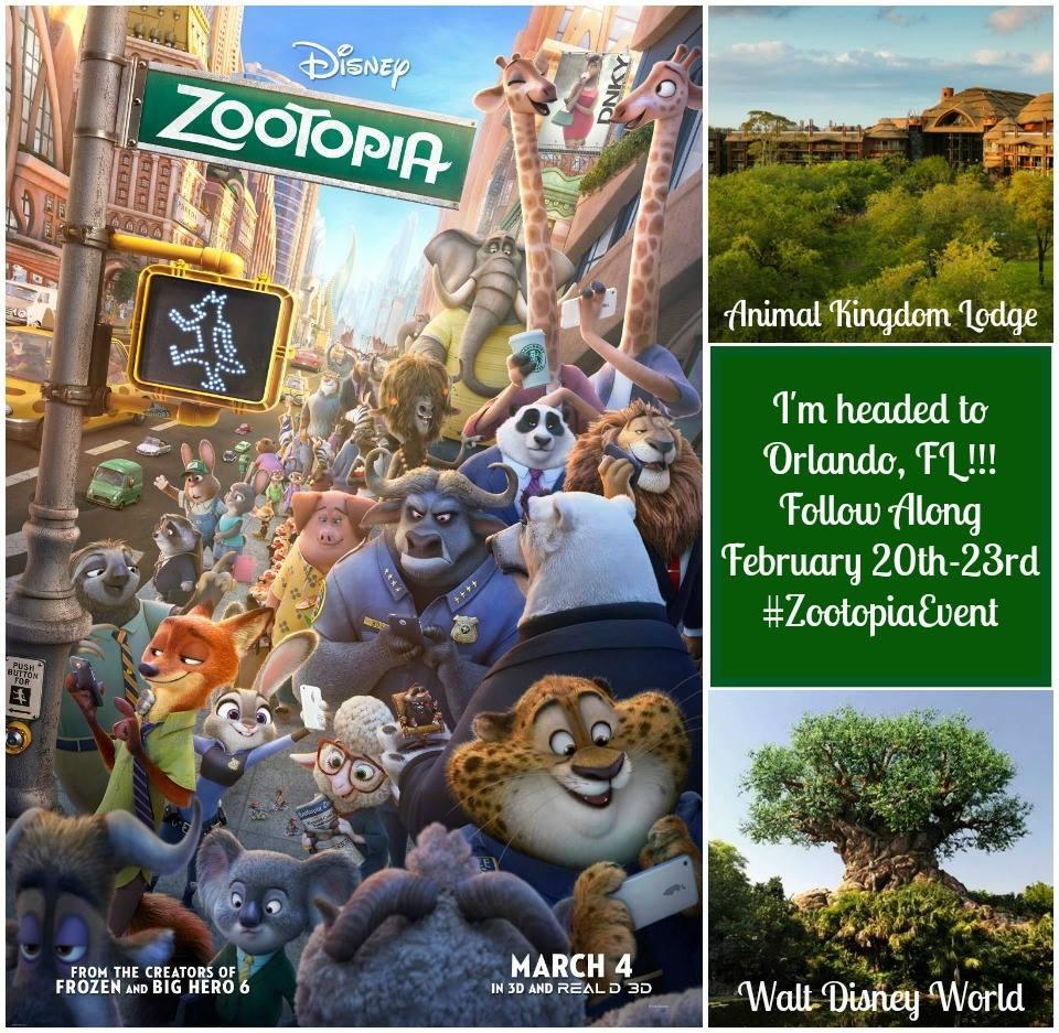 Zootopia Event