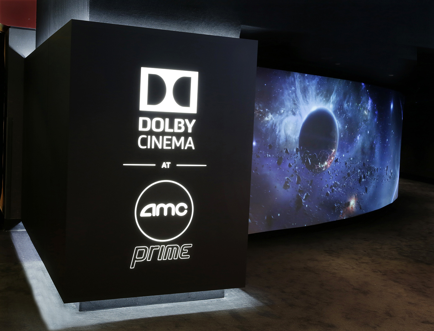 Dolby Cinema with AMC Prime at AMC16 in Burbank, California, Monday, October 5, 2015. (Photo by Paul Sakuma Photography) www.paulsakuma.oom