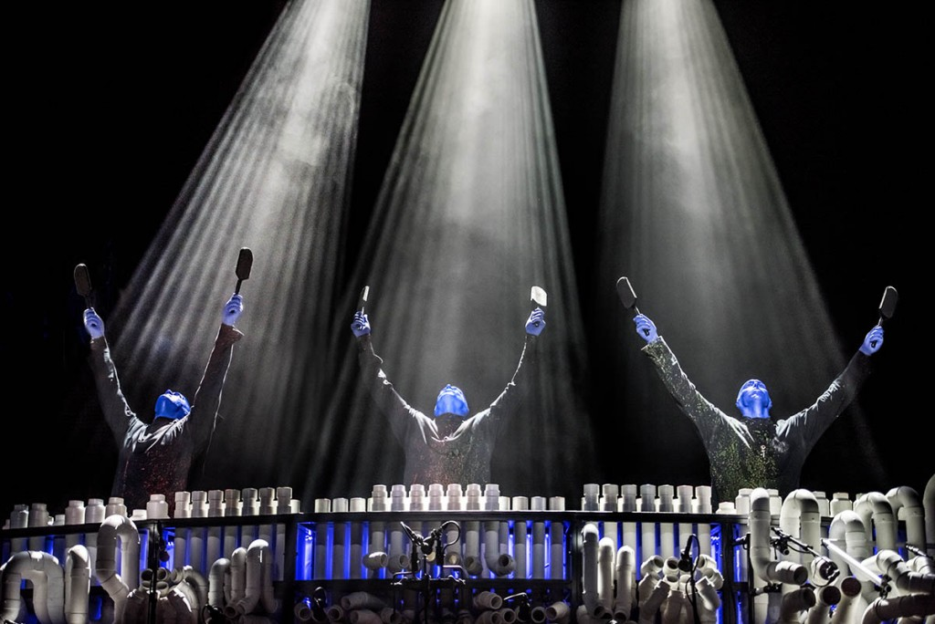 Dare to Live in Full Color with Blue Man Group + a Chance to Win!