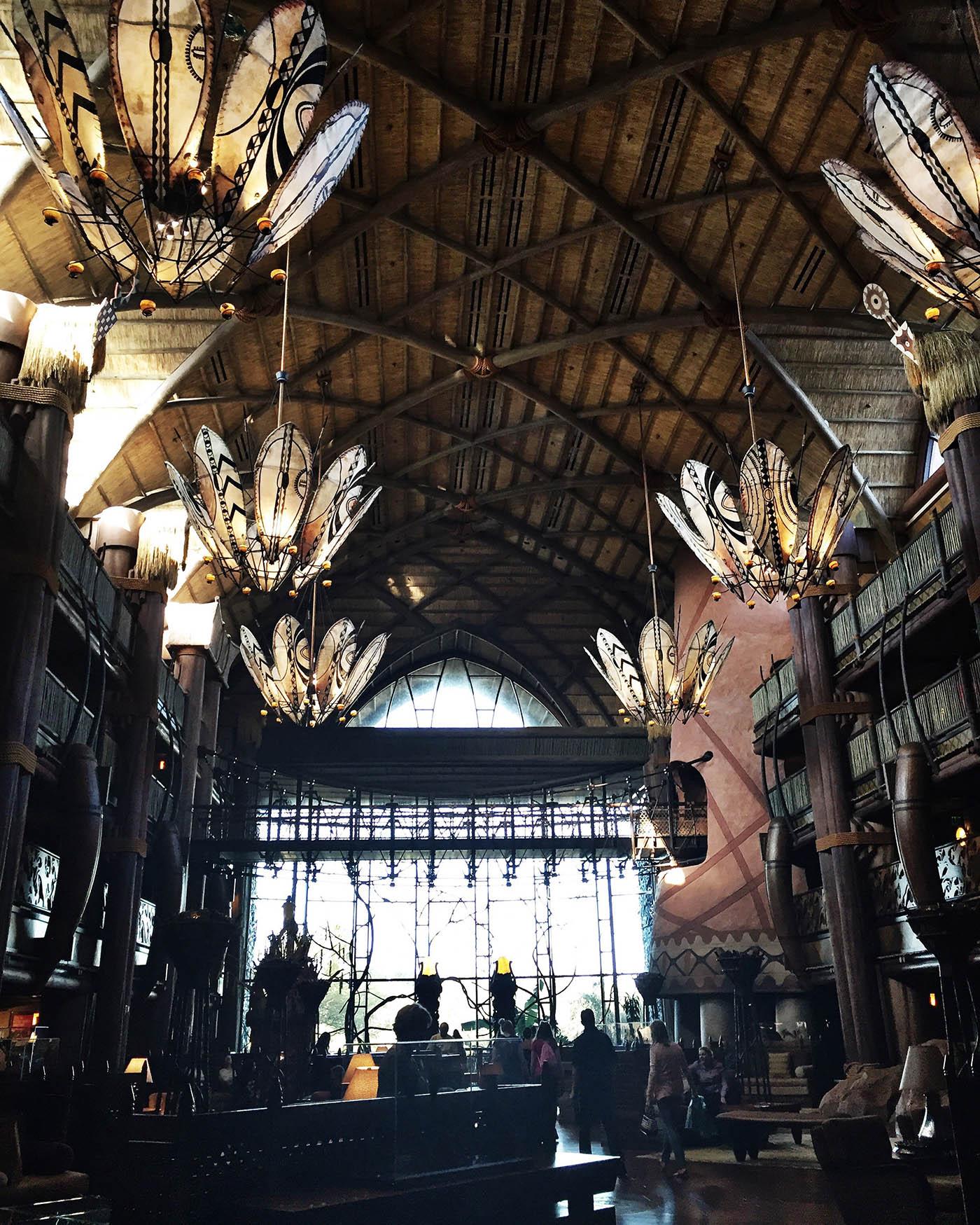 10 reasons to stay at Disney's Animal Kingdom Lodge