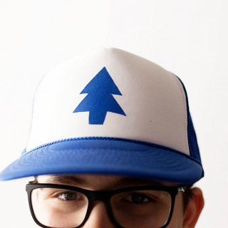 DIY Dipper Pines Hat from Gravity Falls