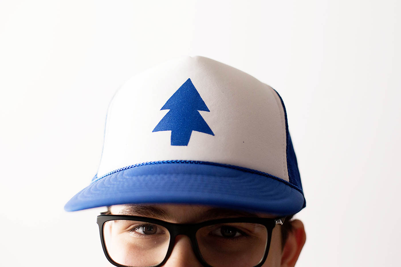 DIY Dipper Pines Hat from Gravity Falls — All for the Boys 18686e55a1a