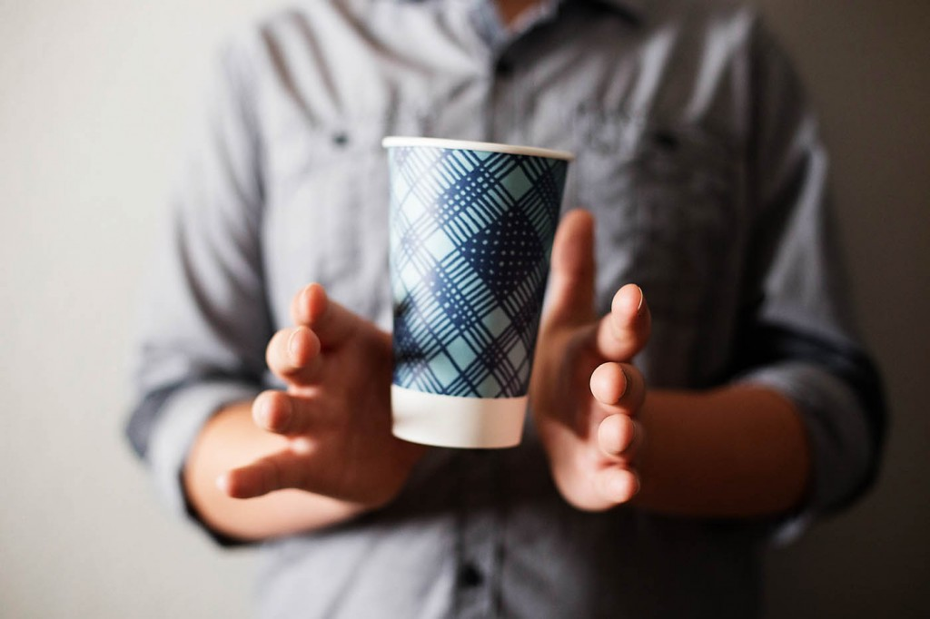 Floating Cup Party Trick for Kids