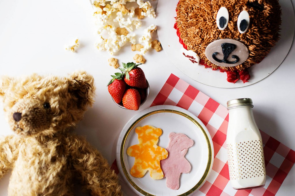 Teddy Bear Picnic for Your Valentine
