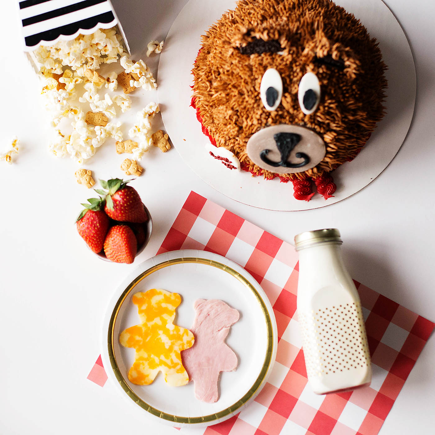 Valentine's Day Teddy Bear Picnic