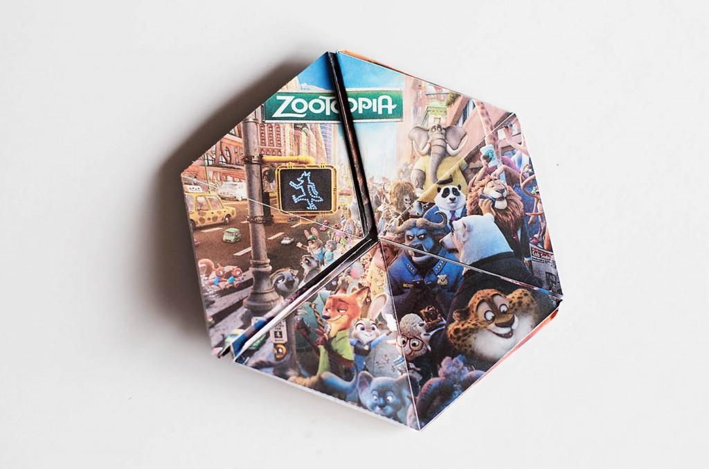 Zootopia Printable Activities