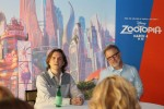 Directors Byron Howard & Rich Moore #ZootopiaEvent Interview
