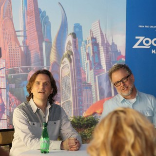 Directors Byron Howard & Rich Moore #ZootopiaEvent Interview