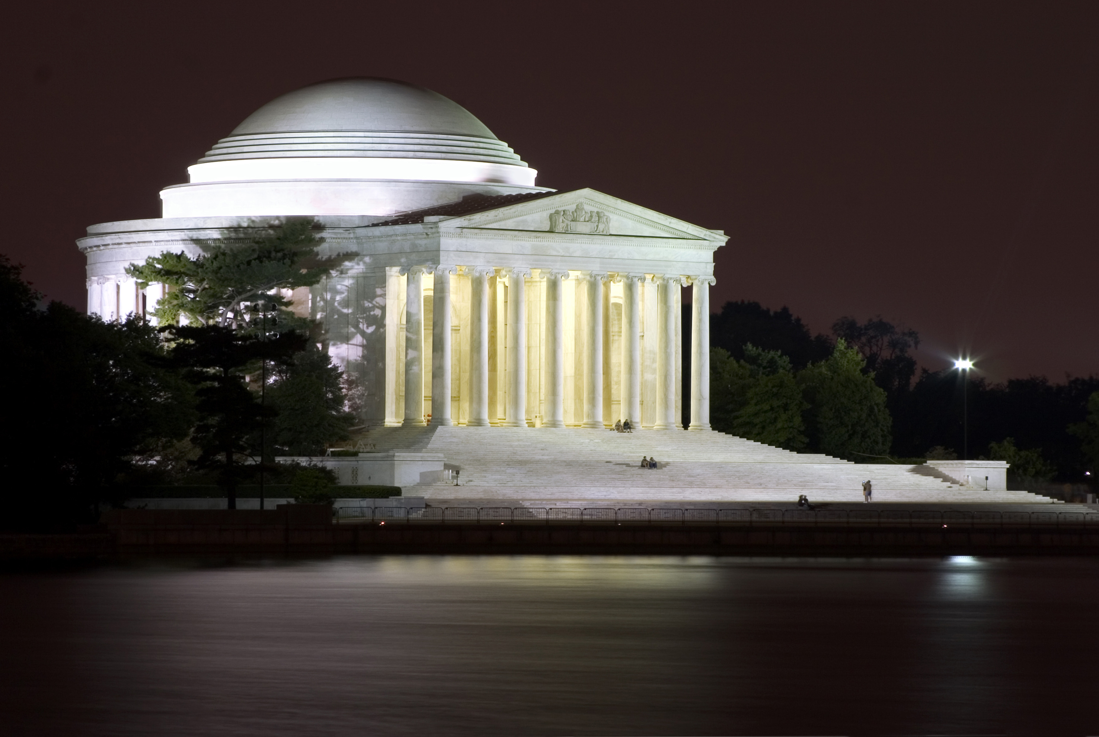 Jefferson Memorial Photo: Destination DC
