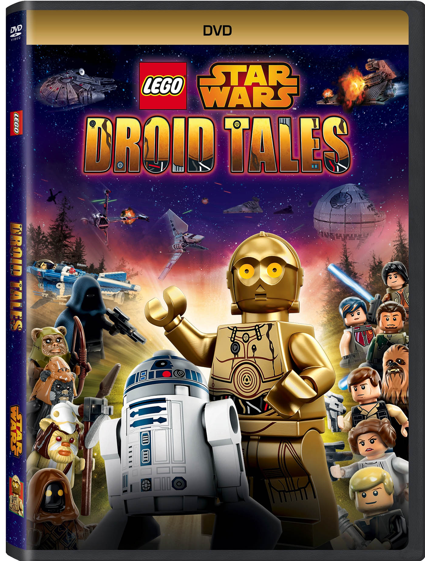 LEGO STAR WARS: Droid Tales DVD
