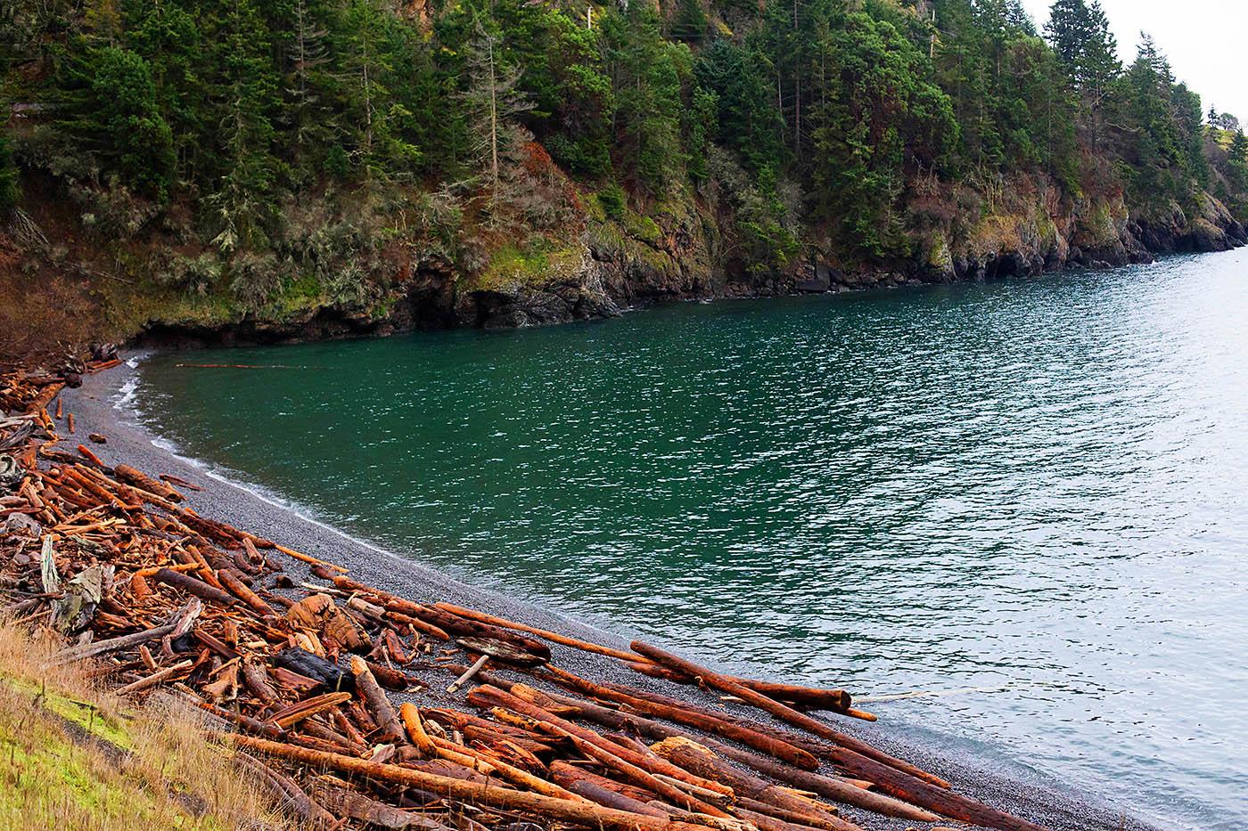 San Juan Island (near Washington state) for a fun family vacation