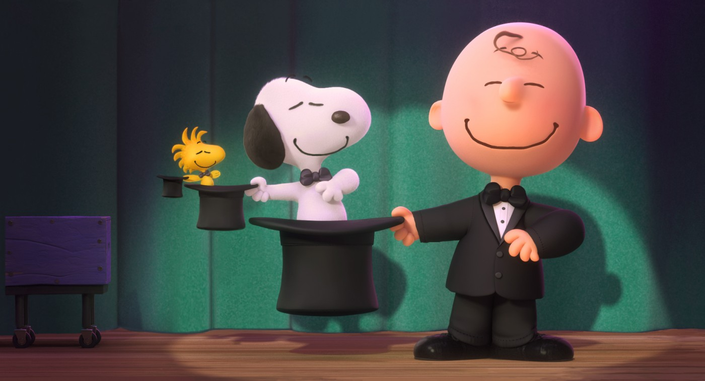 The Peanuts Movie and giveaway