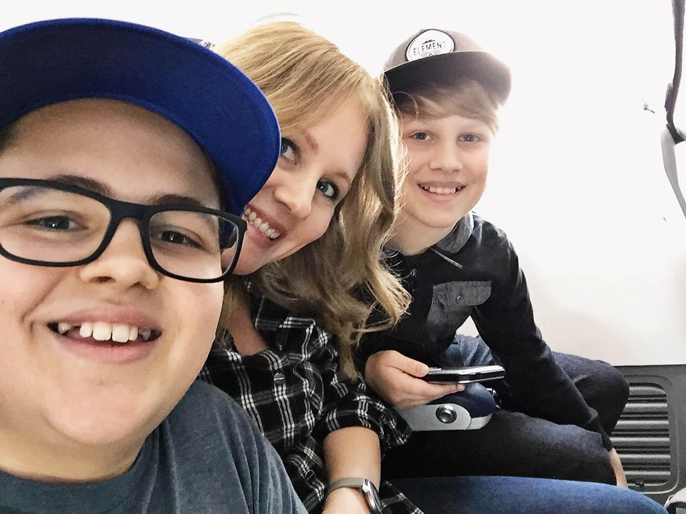 DC trip with older kids - part 1 at allfortheboys.com