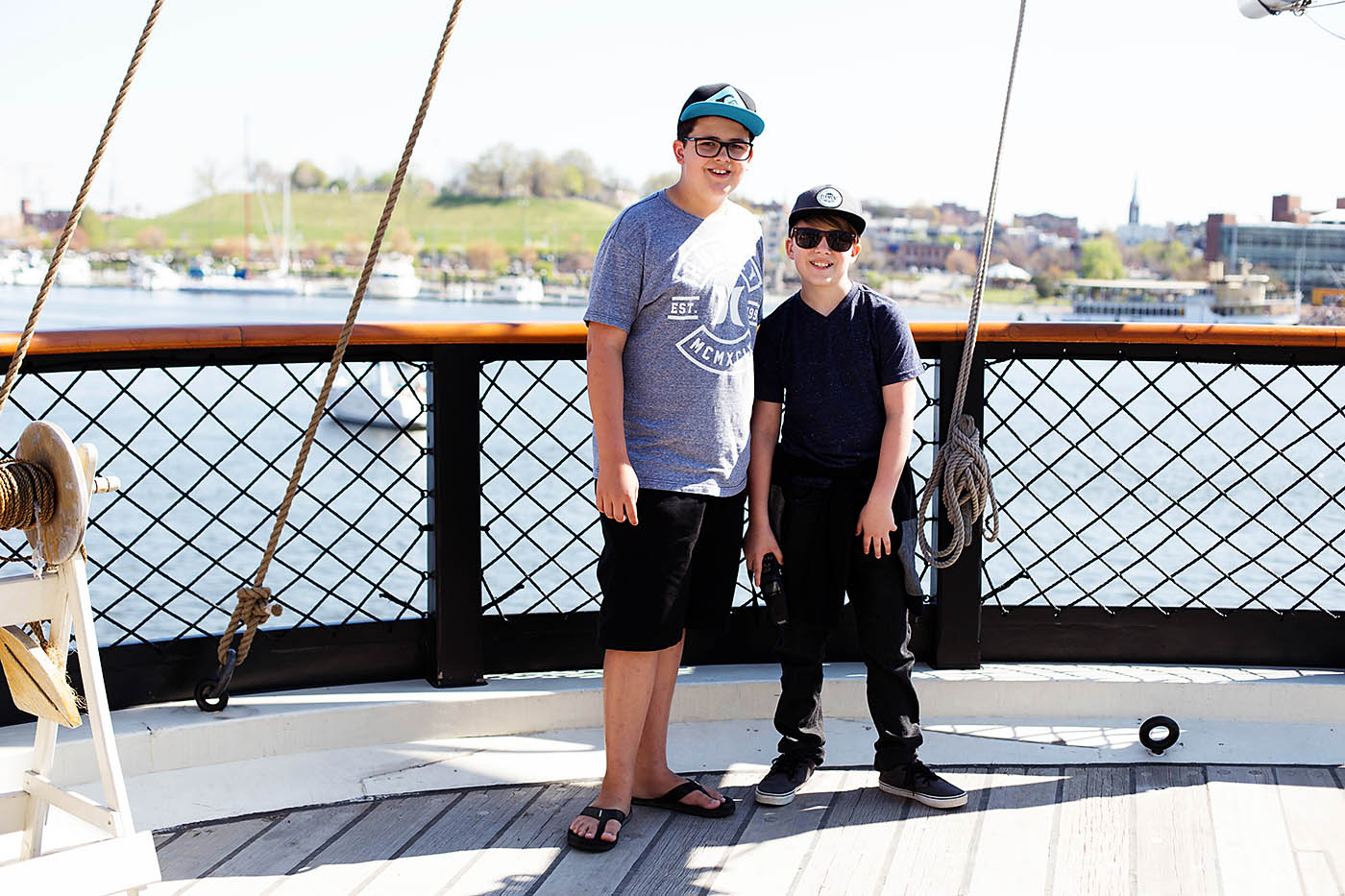 DC trip with older kids - part 2 at allfortheboys.com