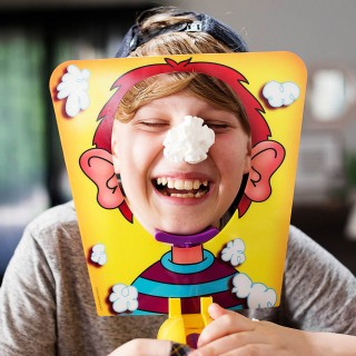The PIE FACE Game – SOLVING SIBLING DISPUTES #ad