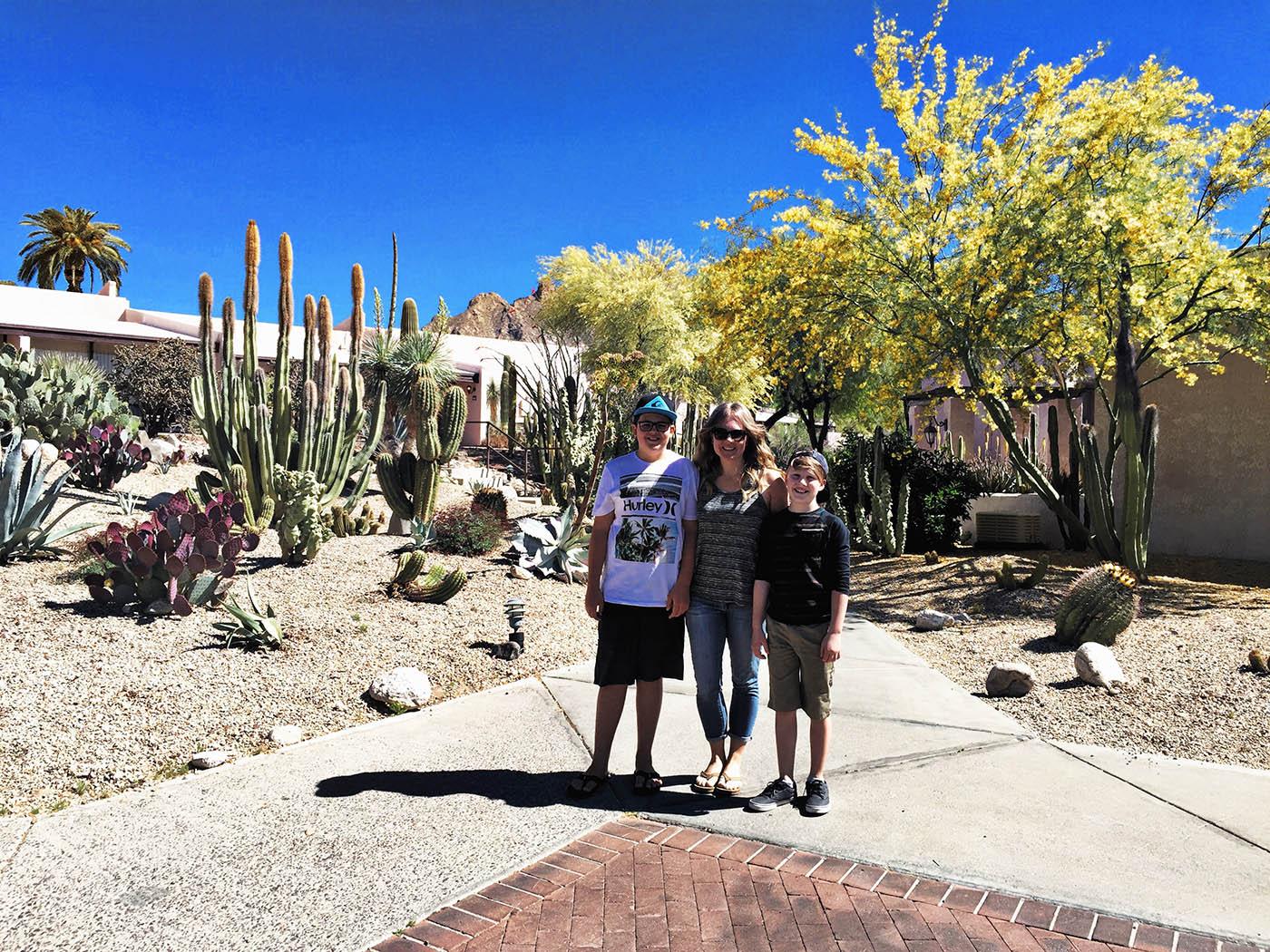 Tucson Roadtrip: Westward Look Resort