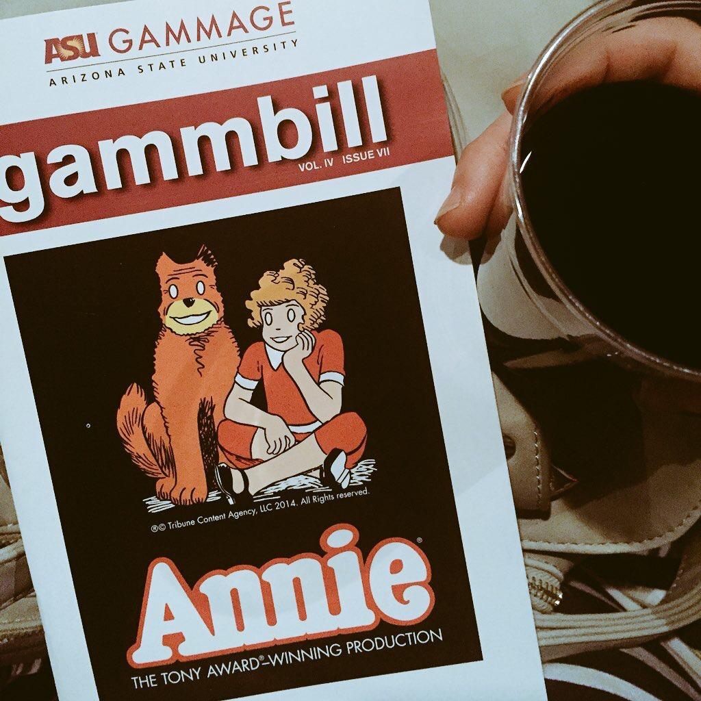 ANNIE at ASU Gammage