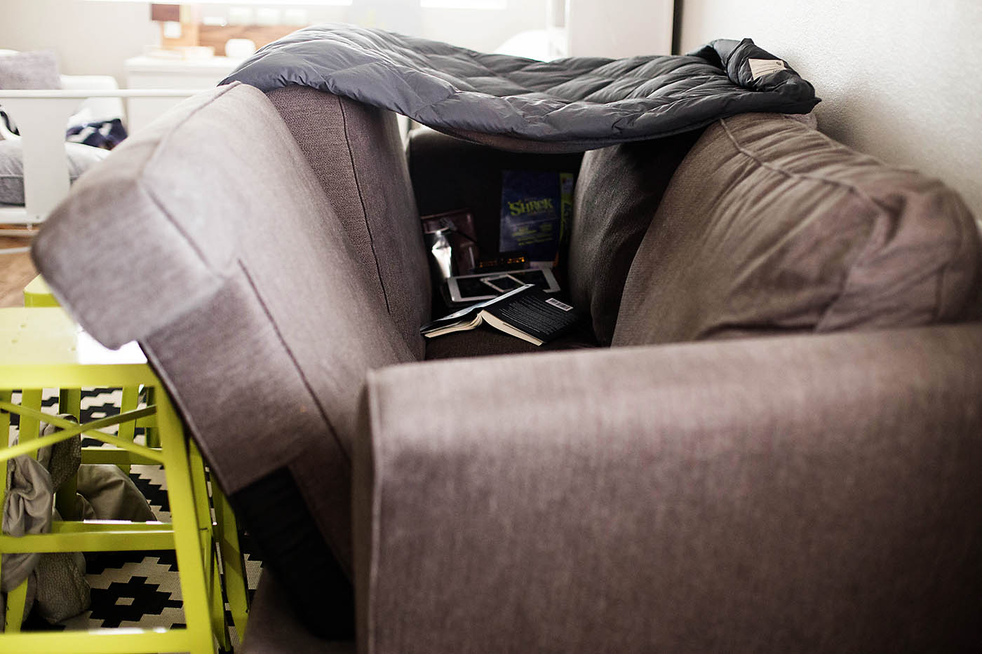 Fort friday - couch fort