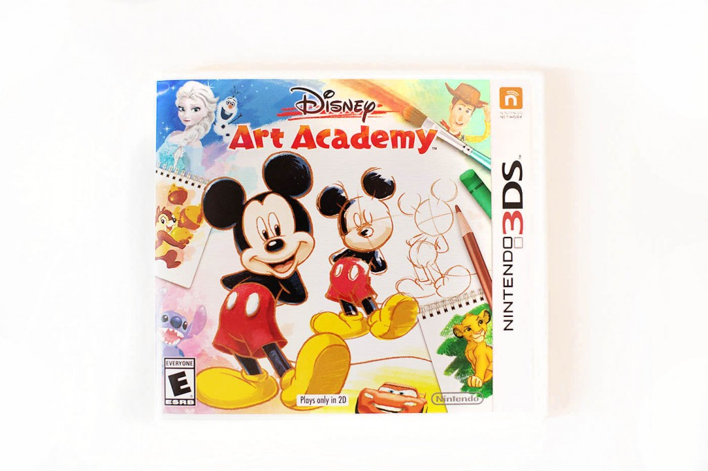 Fort Friday + Learn to Draw with Disney Art Academy