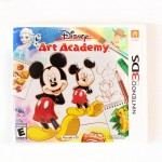 Disney Art Academy for 3DS