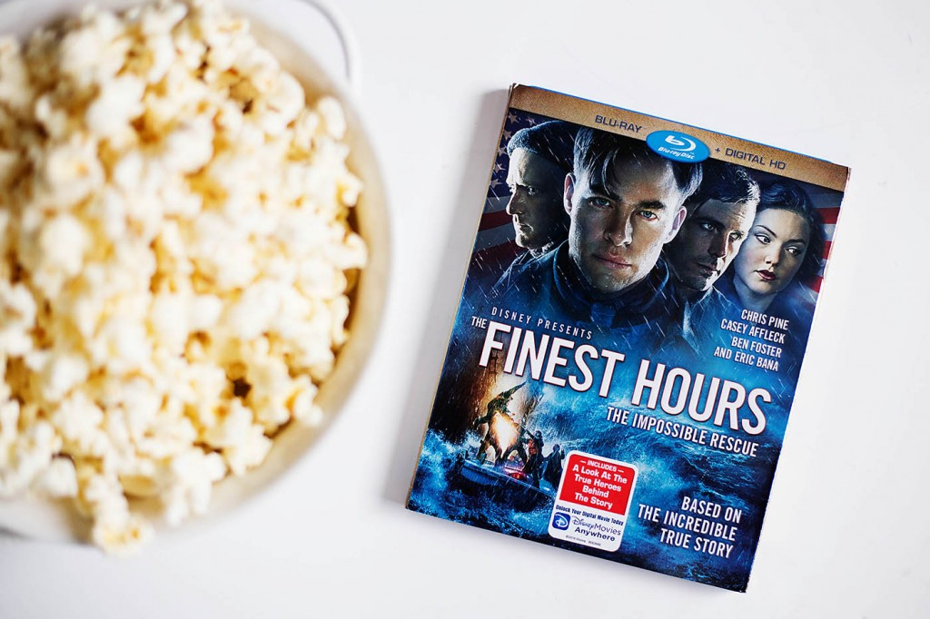 Movie Night Fun - Finest Hours