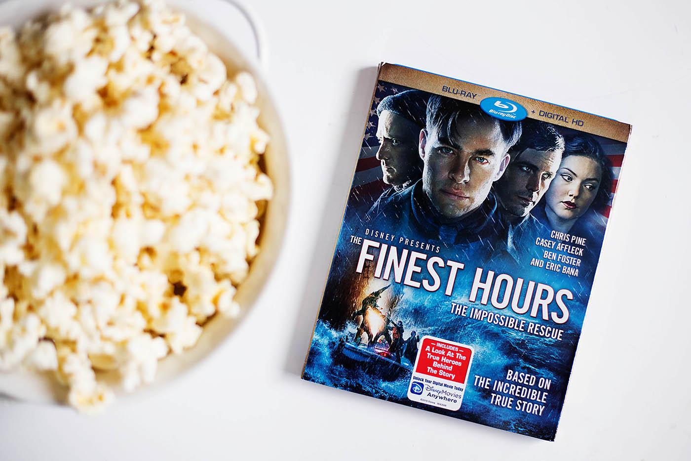 Movie Night Fun - Finest Hours