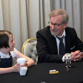 The Day I Wanted to Hug Steven Spielberg & Ruby Barnhill: #TheBFGEvent Interview