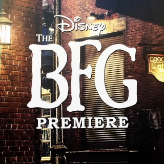 My First Walk on the Red Carpet for The BFG Premiere! #TheBFGEvent