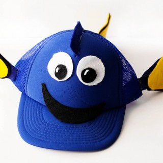 DIY Finding Dory Hat