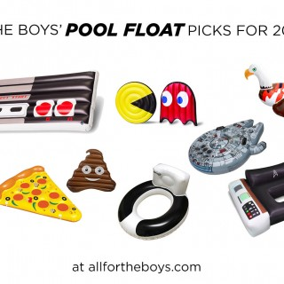 The Boys' Pool Float Picks for 2016