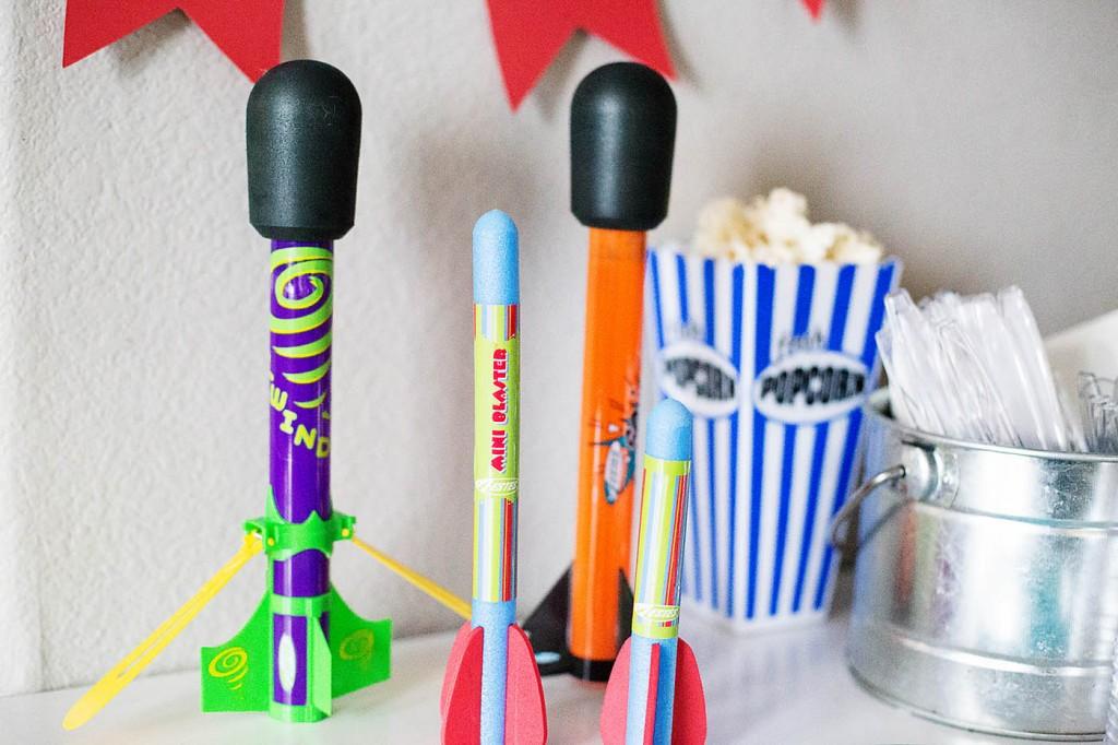 Easy Rocket Party