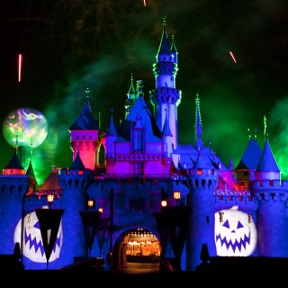 Halloween Time at Disneyland + 2016 Mickey's Halloween Party Dates