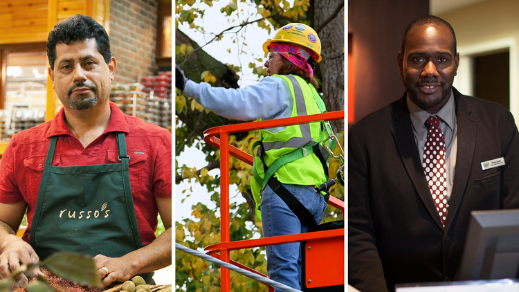 Kronos 1 in 100 Million video series showcases American Workers in different jobs. They're fun quick videos you can watch with your family to see all the different ways to work in America