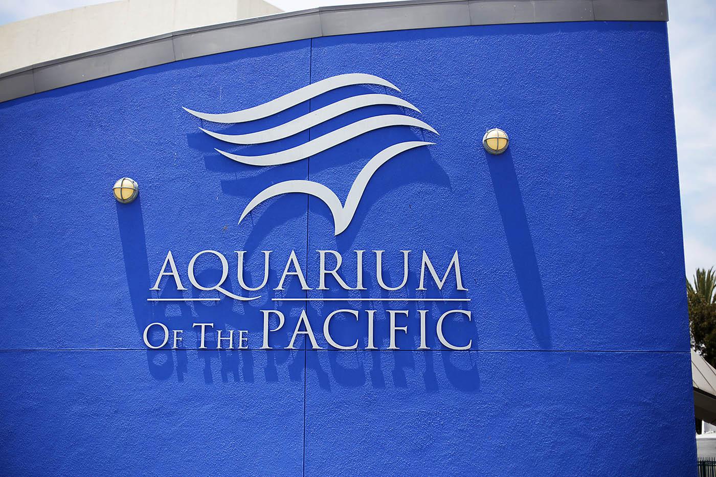 Aquarium of the Pacific, Long Beach CA