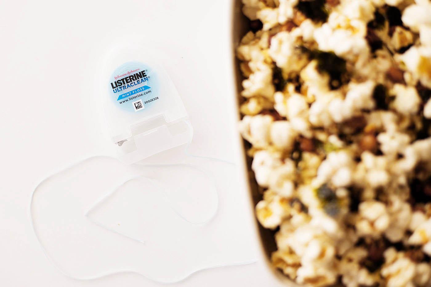 Savory popcorn recipes