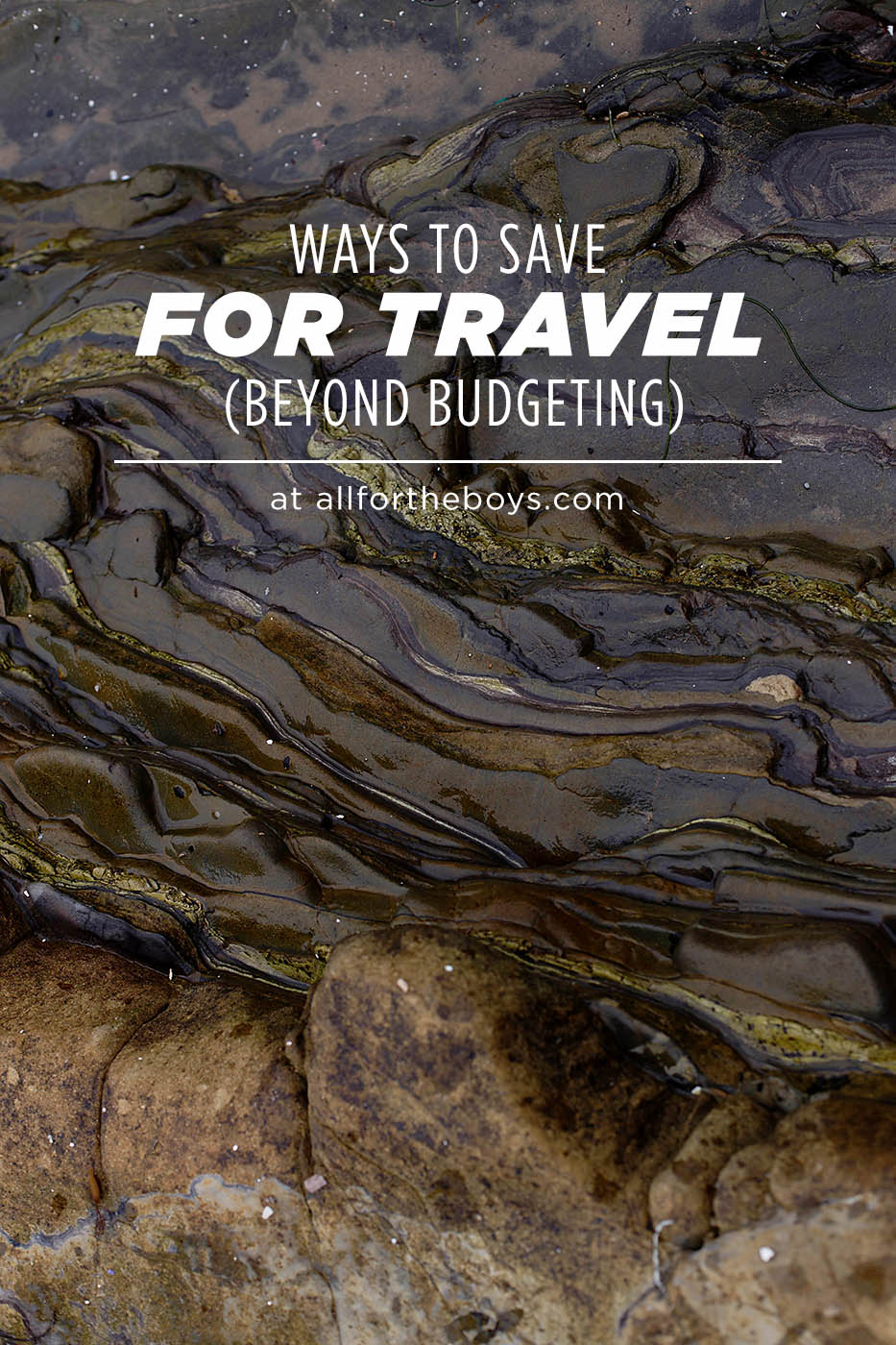 Ways to Save for Travel (beyond budgeting)