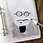 DIY Travel Dry Erase Book