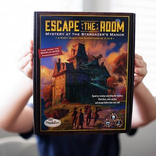 Super Fun At Home Escape the Room Game