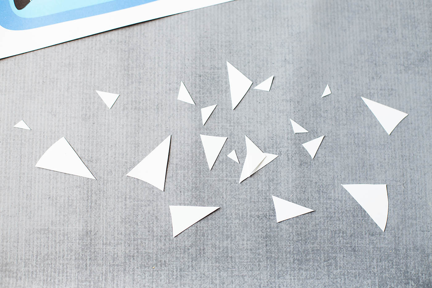 Printable Shark Tooth Puzzle Game Fun For A Party Or Just An Every Day