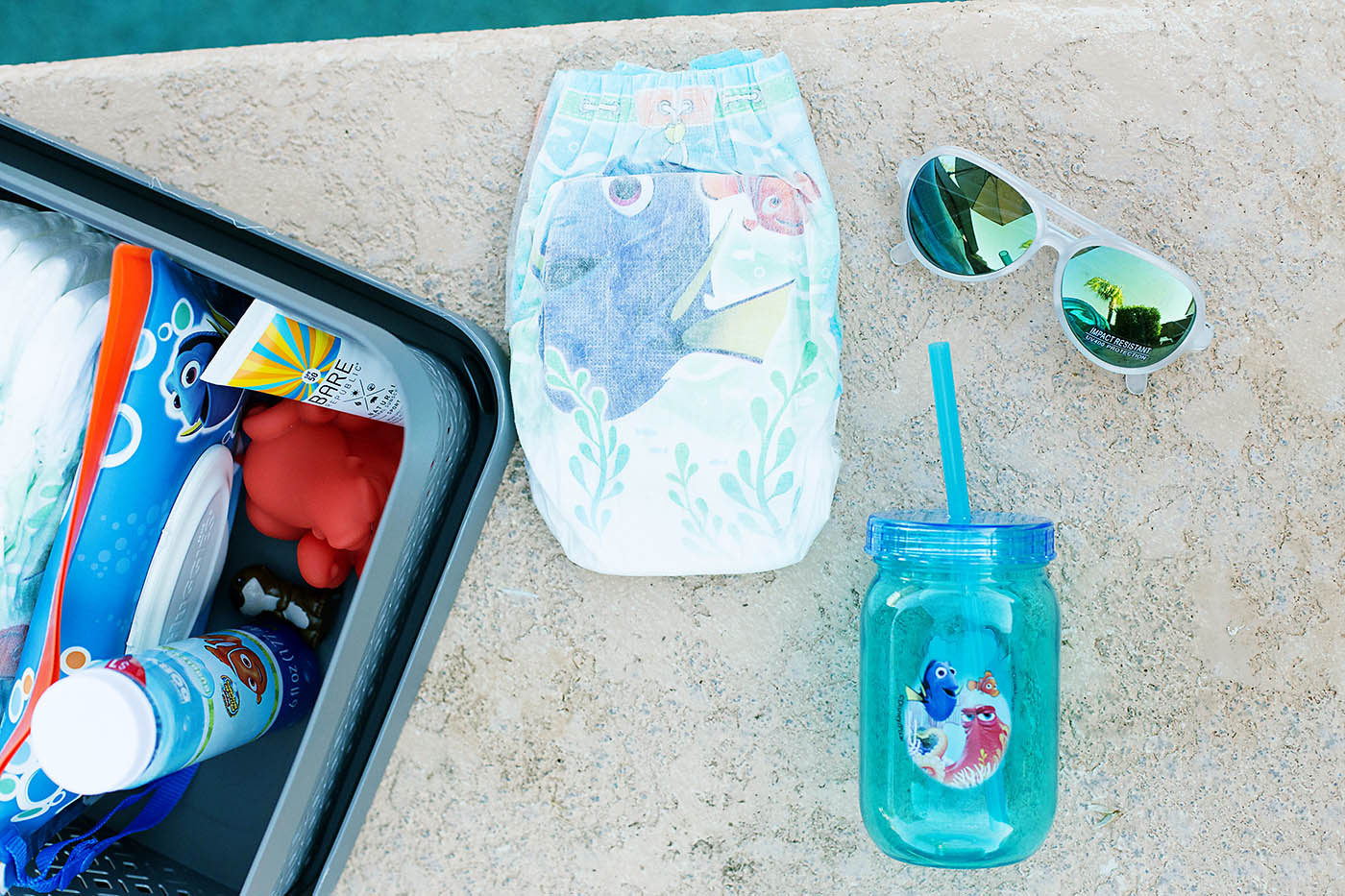 Pool Kit for babies and toddlers