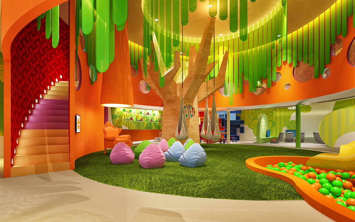 Nickelodeon Hotels & Resorts Punta Cana Now Open — All for the Boys
