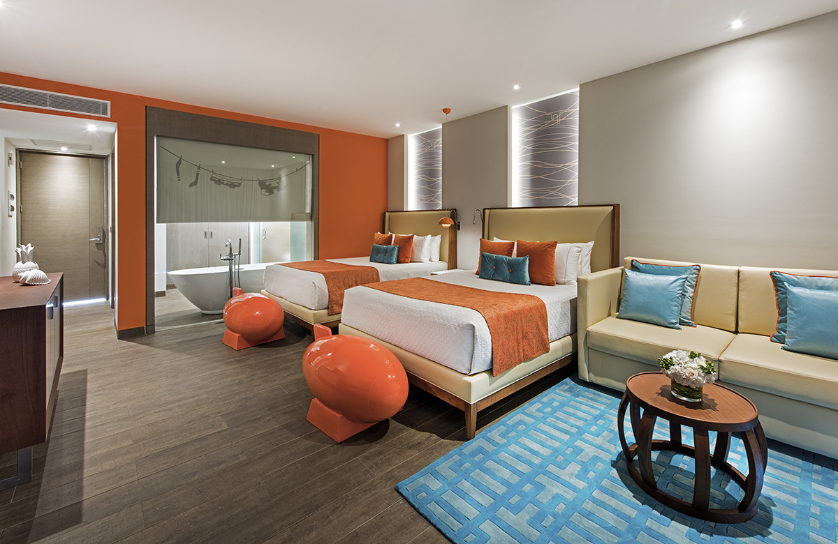 Nickelodeon Resorts & Hotels Punta Cana - all inclusive resort vacation for families
