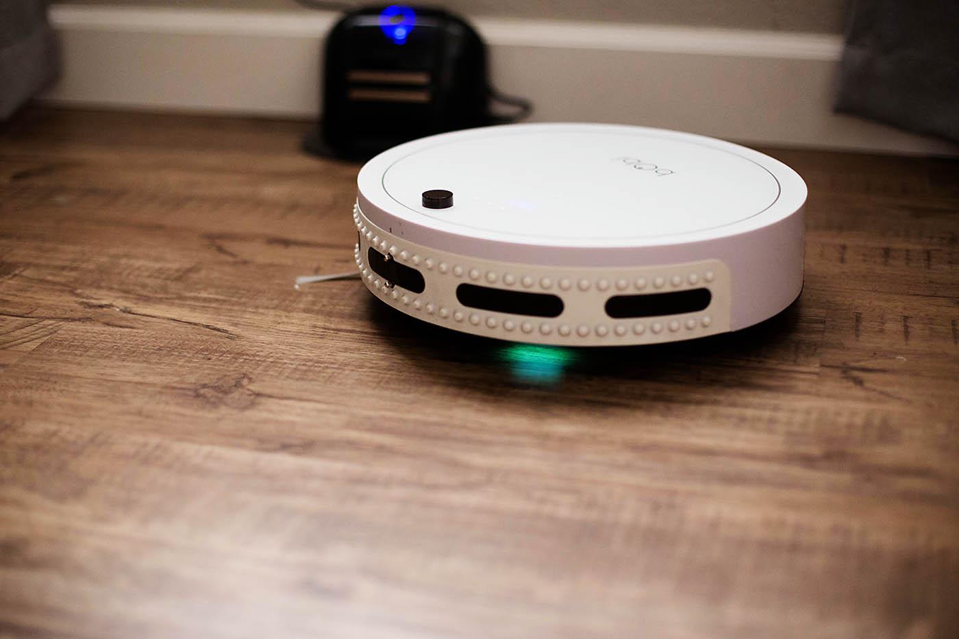 bObi Classic - a bObSweep robotic vacuum review