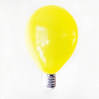DIY Lightbulb Balloons