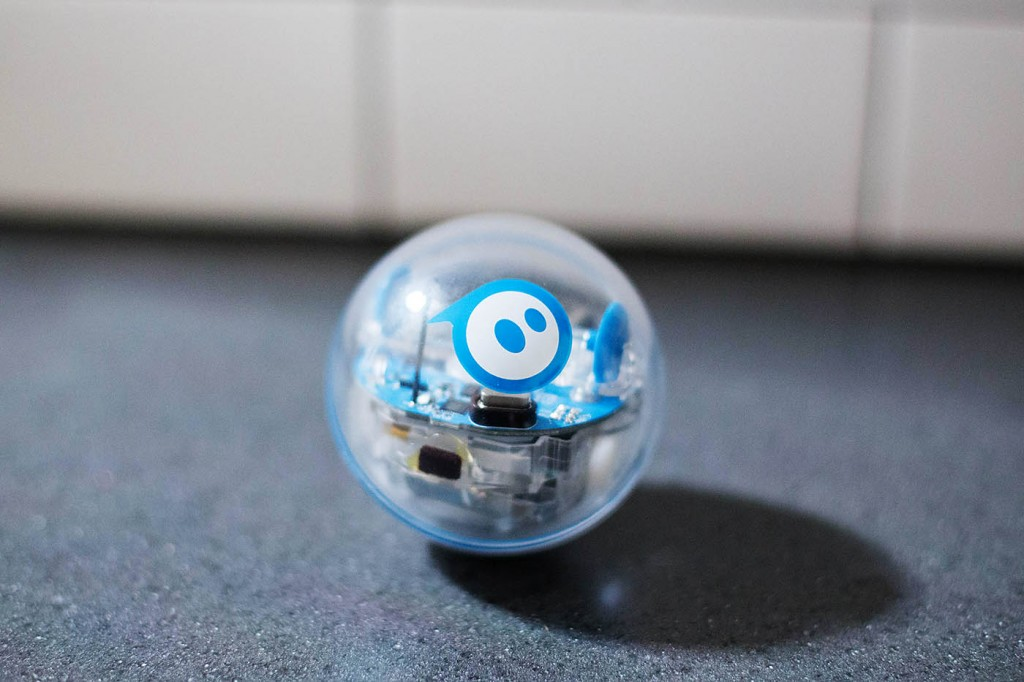 Sphero SPRK+ Robot Challenges and Giveaway!