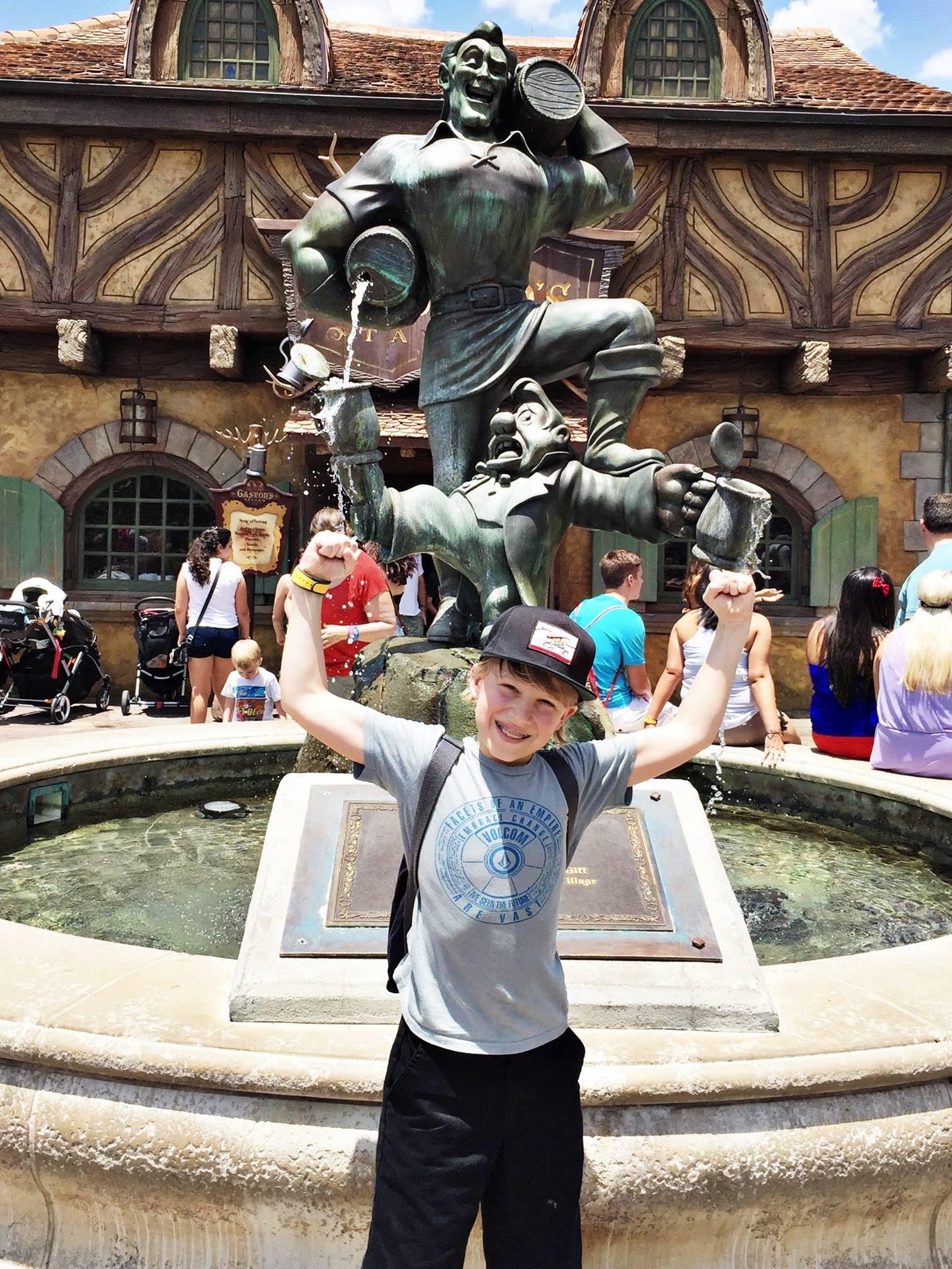 Gaston's Tavern at Walt Disney World